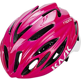 Kask Rapido Kask rowerowy, pink